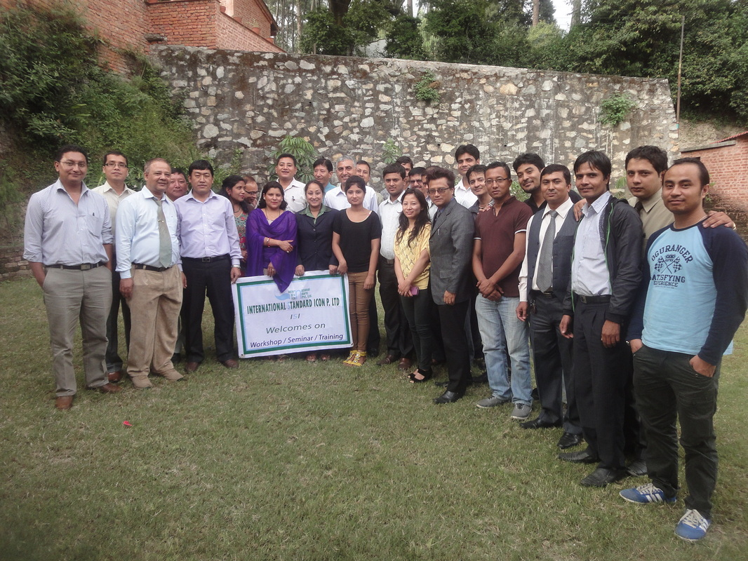 Training by ISI Nepal