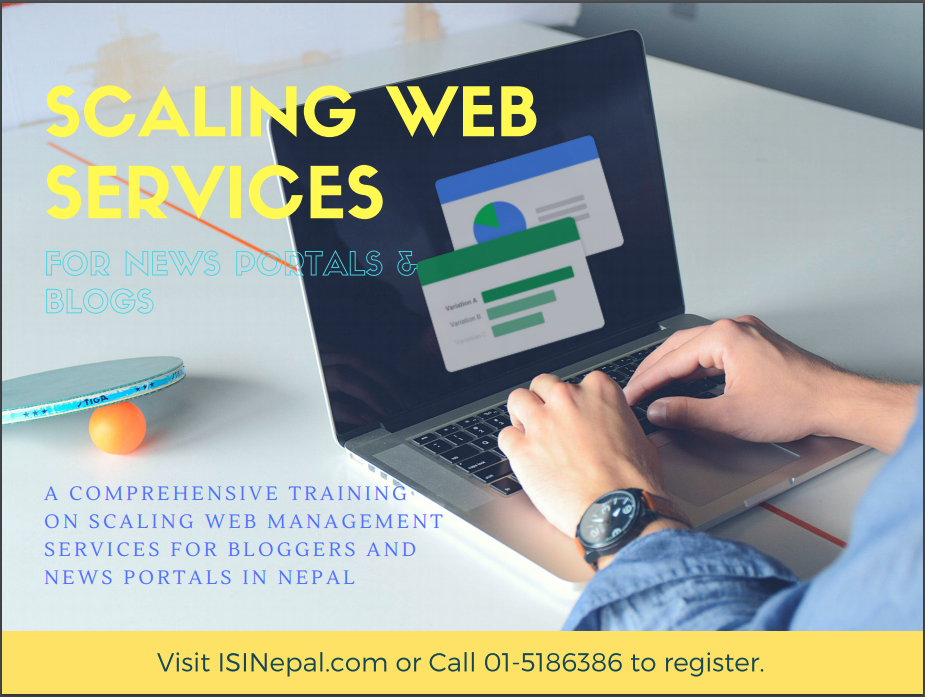 Scaling Web Services training by Ekendra